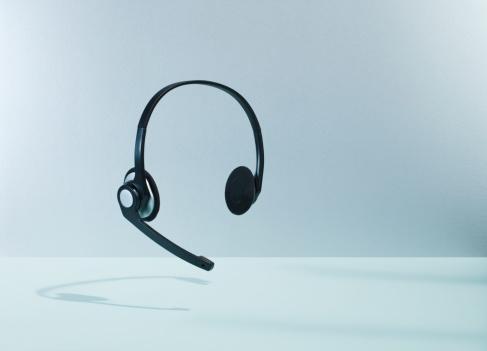 Wireless Technology「Headset floating」:スマホ壁紙(7)