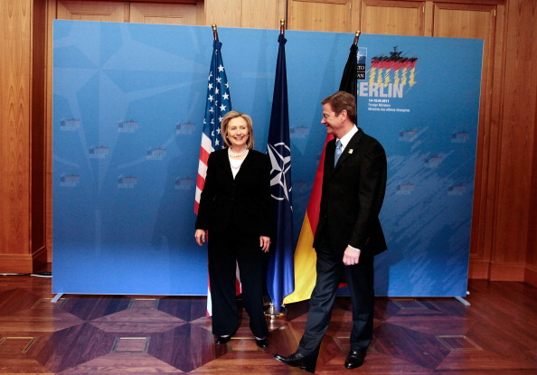 Georgia - US State「NATO Foreign Ministers Informal Meeting」:写真・画像(12)[壁紙.com]