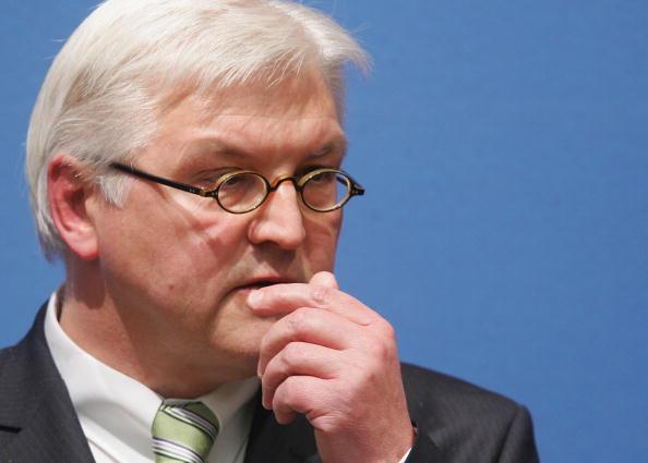 Particle「Steinmeier Under Pressure Over German Agents' Inolvement in Iraq War」:写真・画像(10)[壁紙.com]