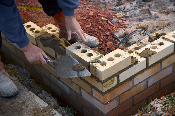 Wall - Building Feature「Step by step construction of a conservatory」:写真・画像(18)[壁紙.com]