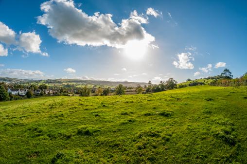 コッツウォルズ「美しいローリング風景を Cotswolds 、イングランド」:スマホ壁紙(17)