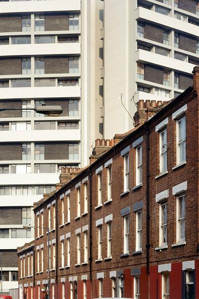 2000s Style「Keeling House, Claredale Street, Bethnal Green, Tower Hamlets, London, c2000s(?)」:写真・画像(16)[壁紙.com]