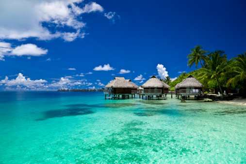 French Overseas Territory「Dream Holiday Luxury Resort」:スマホ壁紙(4)