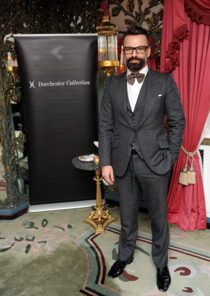 Eamonn M「Launch Of The 2013 Dorchester Collection Fashion Prize」:写真・画像(3)[壁紙.com]