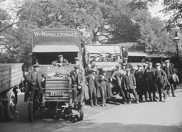ダイムラーAG「Daimler And Leyland」:写真・画像(7)[壁紙.com]