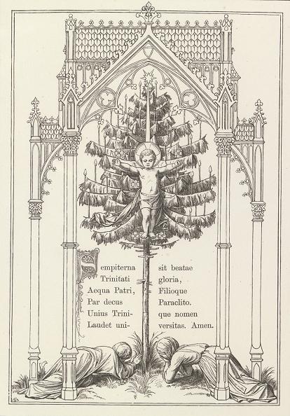 Engraving「Weihnachtstraum. Ein Festspiel」:写真・画像(13)[壁紙.com]