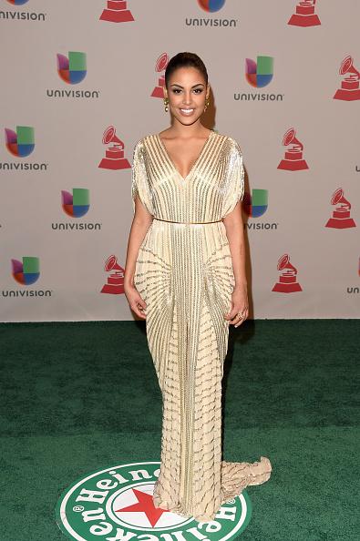 MGM Grand Garden Arena「15th Annual Latin GRAMMY Awards - Arrivals」:写真・画像(2)[壁紙.com]