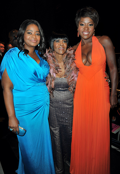 NAACP「43rd NAACP Image Awards - Backstage And Audience」:写真・画像(6)[壁紙.com]