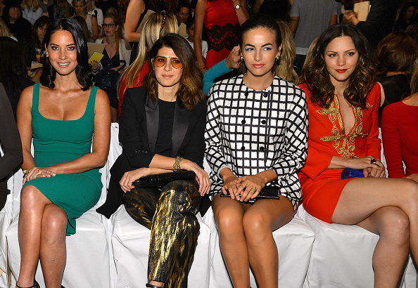 Camilla Belle「Michael Kors - Front Row - Spring 2013 Mercedes-Benz Fashion Week」:写真・画像(16)[壁紙.com]