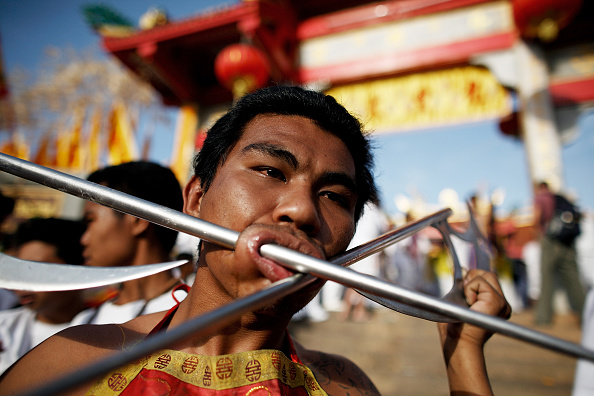 Vegetarian Food「Vegetarian Festival Held On Phuket Island」:写真・画像(18)[壁紙.com]