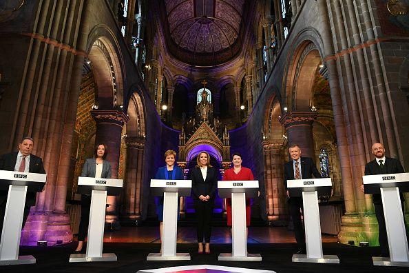 Patrick Smith「The BBC Host The First Scottish Leaders Debate」:写真・画像(14)[壁紙.com]
