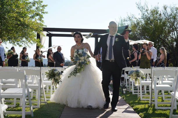 Stefany Ornelas And Alex Washer's Vows At Serendipity:ニュース(壁紙.com)