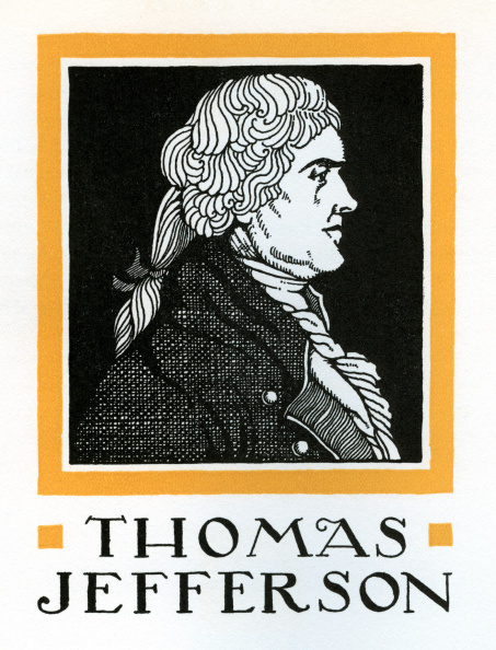Profile View「Thomas Jefferson」:写真・画像(9)[壁紙.com]