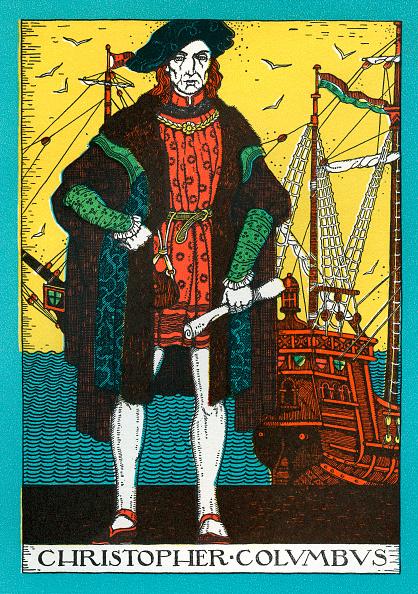 Christopher Columbus - Explorer「Christopher Columbus」:写真・画像(4)[壁紙.com]