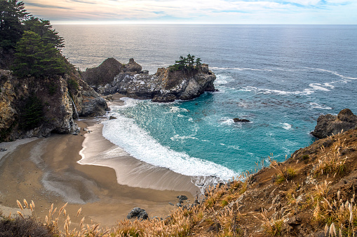 Julia Pfeiffer Burns State Park「Pfeiffer Big Sur State Park」:スマホ壁紙(10)