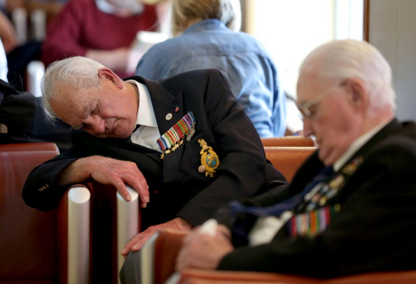 Passenger Craft「Veterans Make The Journey To Normandy To Commemorate The 70th Anniversary Of D-Day」:写真・画像(19)[壁紙.com]