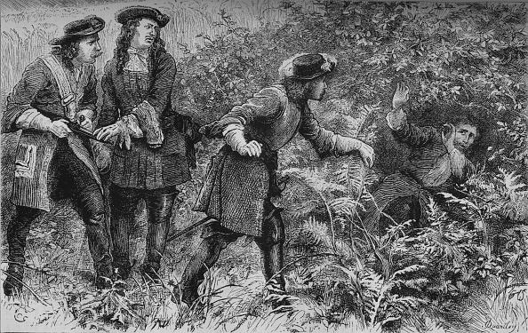 Rebellion「'Capture of Monmouth',  6 July 1685, (c1880)」:写真・画像(19)[壁紙.com]