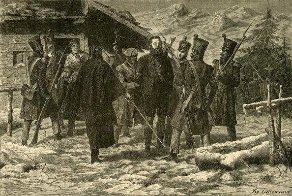 Mountain「Capture Of Andrew Hofer 1810」:写真・画像(14)[壁紙.com]