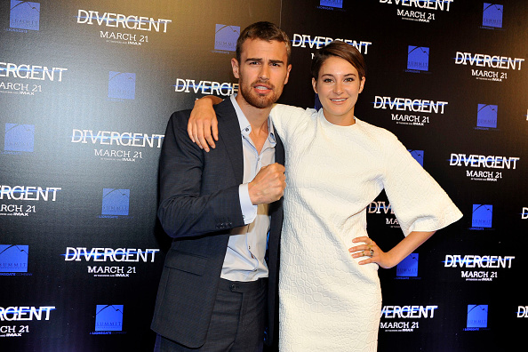 "Film Screening「""Divergent"" Atlanta Screening」:写真・画像(15)[壁紙.com]"