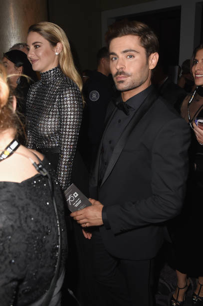 Zac Efron「75th Annual Golden Globe Awards - Cocktail Reception」:写真・画像(13)[壁紙.com]