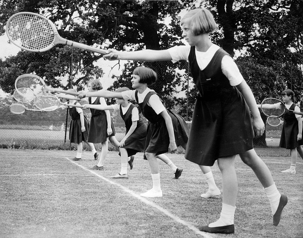 High School Student「Tennis Lesson」:写真・画像(7)[壁紙.com]
