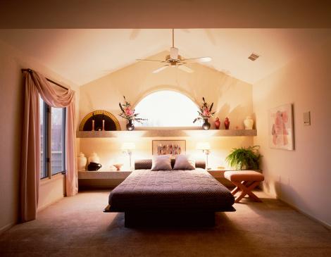 Ceiling Fan「Bedroom」:スマホ壁紙(17)