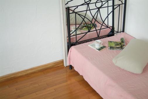 Twin Bed「Bedroom」:スマホ壁紙(16)