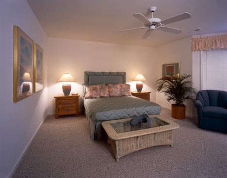 Ceiling Fan「Bedroom」:スマホ壁紙(18)