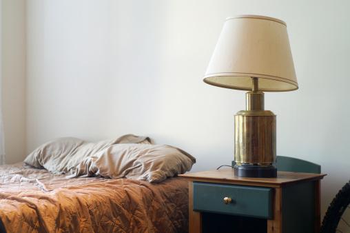 Desk Lamp「Bedroom」:スマホ壁紙(3)