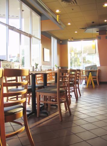 2000-2009「Empty Restaurant」:スマホ壁紙(6)