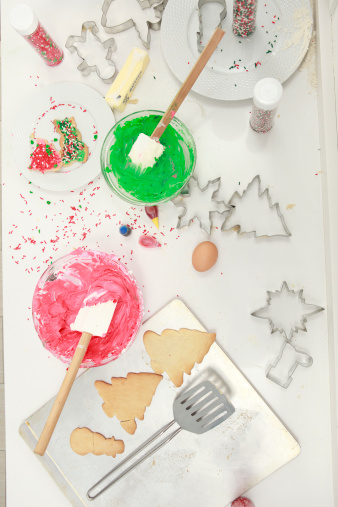 Pastry Cutter「Countertop of baking goods」:スマホ壁紙(19)