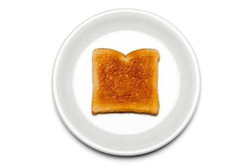 Toasted Food「Toast on the plate - Part 2」:スマホ壁紙(15)