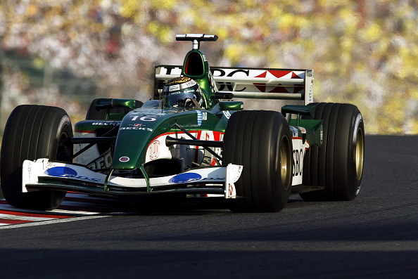 Japanese Formula One Grand Prix「Eddie Irvine, Grand Prix Of Japan」:写真・画像(7)[壁紙.com]