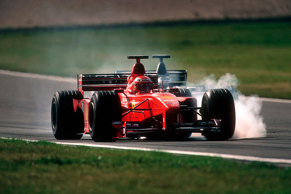 ミカ ハッキネン「Eddie Irvine, Mika Hakkinen, Grand Prix Of Europe」:写真・画像(15)[壁紙.com]