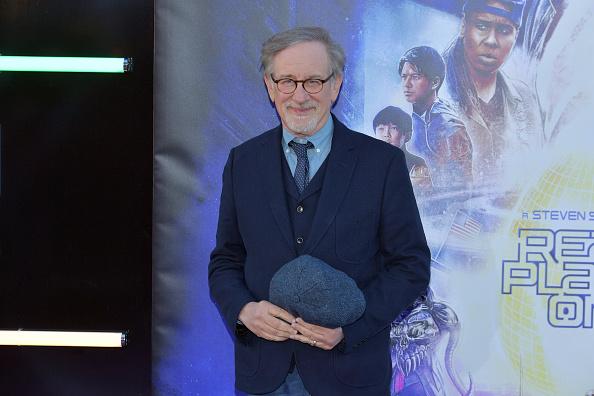 "Steven Spielberg「Premiere Of Warner Bros. Pictures' ""Ready Player One"" - Arrivals」:写真・画像(4)[壁紙.com]"