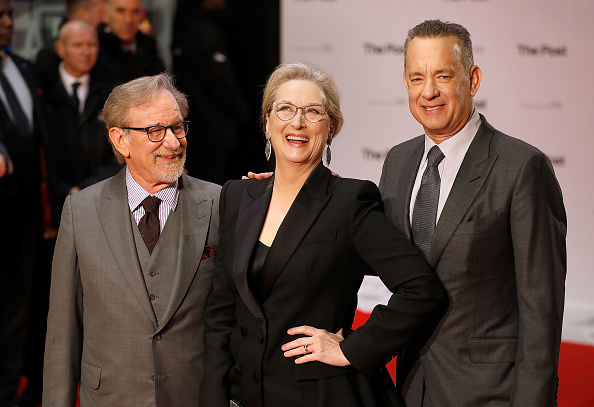 Odeon Leicester Square「'The Post' European Premiere - Red Carpet Arrivals」:写真・画像(2)[壁紙.com]