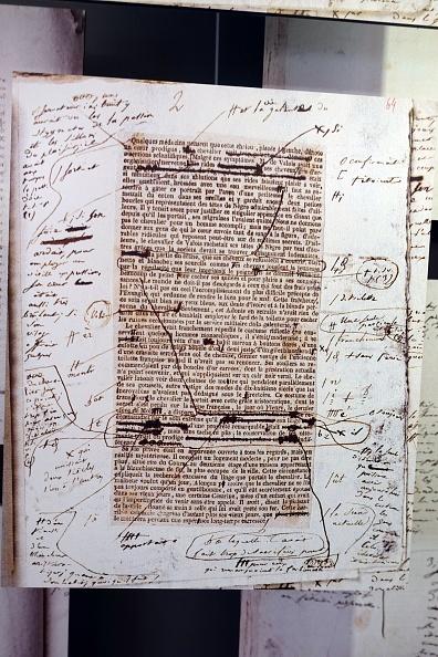 Handwriting「Maison de Balzac...」:写真・画像(19)[壁紙.com]