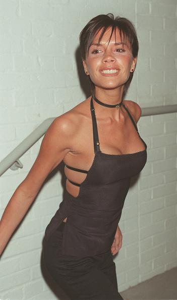 体にぴったりした「Posh Spice at VH1 party」:写真・画像(15)[壁紙.com]