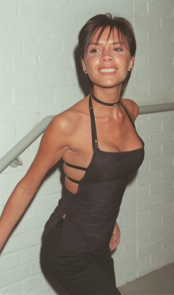 Choker「Posh Spice at VH1 party」:写真・画像(0)[壁紙.com]