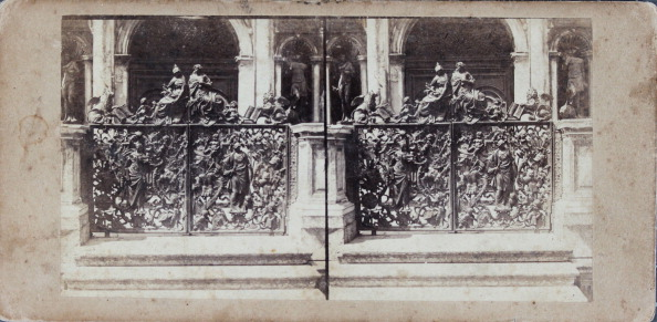 1880-1889「Venice. The Gate On The Scala Di Giganti In The Doge'S Palace. About 1880. Stereophotograph.」:写真・画像(13)[壁紙.com]