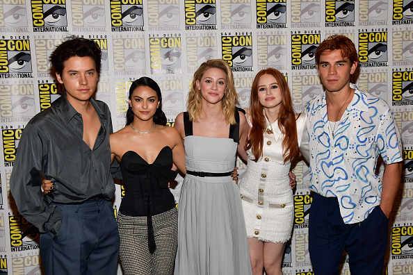 "Comic con「2019 Comic-Con International - ""Riverdale"" Photo Call」:写真・画像(16)[壁紙.com]"