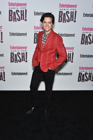 Cole Sprouse「Entertainment Weekly Hosts Its Annual Comic-Con Party At FLOAT At The Hard Rock Hotel In San Diego In Celebration Of Comic-Con 2018 - Arrivals」:写真・画像(10)[壁紙.com]