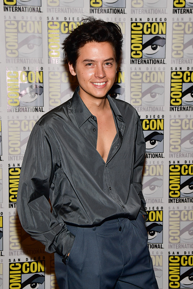 "Cole Sprouse「2019 Comic-Con International - ""Riverdale"" Photo Call」:写真・画像(19)[壁紙.com]"