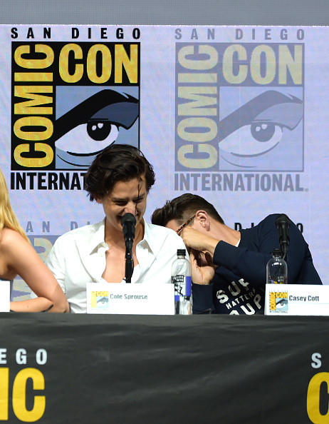 "Casey Cott「Comic-Con International 2018 - ""Riverdale"" Special Video Presentation And Q&A」:写真・画像(19)[壁紙.com]"