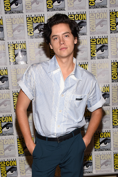 "Cole Sprouse「Comic-Con International 2018 - ""Riverdale"" Press Line」:写真・画像(7)[壁紙.com]"