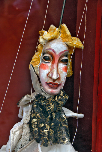 Marionette「Czech Puppet,Prague,Czech Republic」:スマホ壁紙(7)