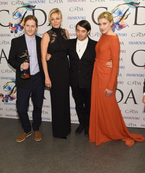 Larry Busacca「2014 CFDA Fashion Awards - Winners Walk」:写真・画像(7)[壁紙.com]