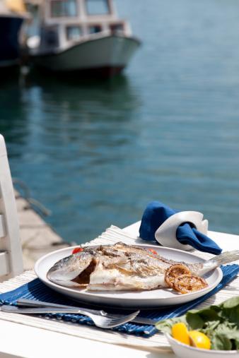 Sea Bream「Fresh Fish」:スマホ壁紙(4)