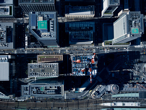 Avenue「tokyo aerial」:スマホ壁紙(4)