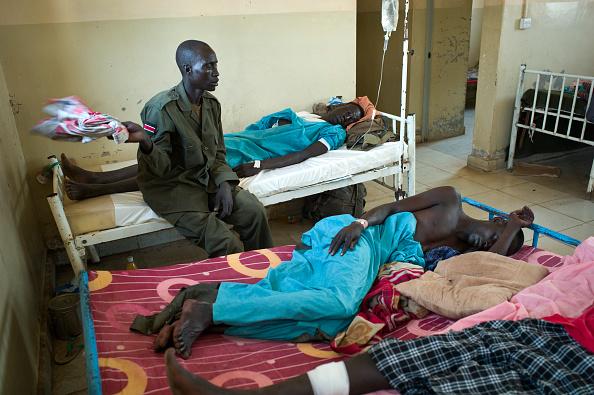 Tom Stoddart Archive「Red Cross Field Hospital In South Sudan」:写真・画像(12)[壁紙.com]